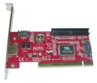 Контроллер * PCI SATA/IDE (3+1)port + RAID VIA6421 bulk