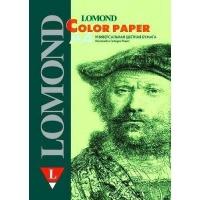 Офисная цветная бумага LOMOND, Lagoon (Светло-зеленый), A4, 80 г/м2, 200 листов., пастельный тон.