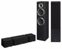 Комплект АС Pioneer S-ES21TB Черный 5.0