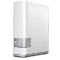 """Персональная СХД WD Original ETH 3Tb WDBCTL0030HWT-EESN My Cloud 3.5"""" белый"""