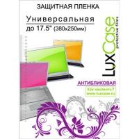 Универсальная защитная пленка LuxCase 17,5'''' (380x250мм), Антибликовая
