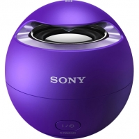 Беспроводная акустическая система Sony SRS-X1, bluetooth, Violet