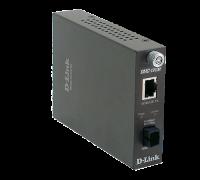 Сетевое оборудование D-Link (DMC-1910T) Конвертер 1G UTP в 1G SM Single Fiber (15km, 1xSC), трансмиттер