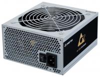 Блок питания  Chieftec 550W Retail APS-550SB v.2.3/EPS, 80+ BRONZE, A.PFC, 2x PCI-E (6+2-Pin), 6x SATA, 3x MOLEX, Fan 14cm
