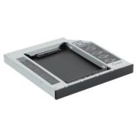 Переходник Аксессуары HDD Espada SS12  Переходник dvd slim 12.7 mm to hdd (msata to sata)