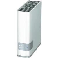 """Внешний жесткий диск 6Tb WD WDBCTL0060HWT-EESN My Cloud White 3.5"""" USB 3.0"""