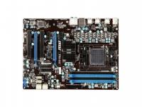 Материнская плата MSI 970A-G43 Soc-AM3+ AMD 970 4xDDR3 ATX AC`97 6ch(5.1) GbLAN RAID