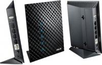 Маршрутизатор ASUS RT-N14U 802.11n 300Mbps USB Printer/FTP Server/3G modem