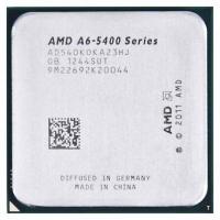 Процессор AMD A6 5400K Socket-FM2 (AD540KOKA23HJ) (3.6/5000/1Mb/Radeon HD 7540) OEM
