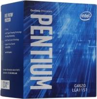 Процессор CPU Intel Socket 1151 Pentium G4620 (3.70Ghz/3Mb) tray