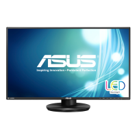 "Монитор Asus 27"" VN279QLB Black TN LED 2ms 16:9 DVI HDMI M/M 100M:1 300cd DisplayPort USB"