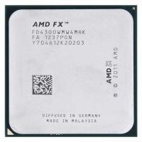 Процессор AMD   FX-4300 OEM Socket AM3+