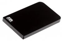 "Мобил рек AgeStar 3UB2O1 (BLACK)   алюминий, USB 3.0   для 2.5"" SATA HDD"