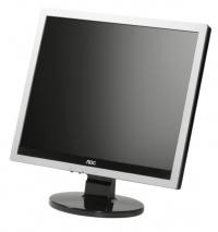 """Монитор AOC 17"""" Professional e719sda(/01) серебристый TN+film LED 5ms 5:4 DVI M/M матовая 250cd 1280x1024 D-Sub HD READY"""