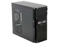 Корпус 3Cott 5004 mATX, 450Вт, USB, Audio, черный.