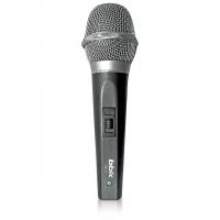 Микрофон BBK CM-124 т. серый
