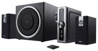 Колонки Edifier HCS2330 Black <2.1, 9W x 2 + 35W, RMS>