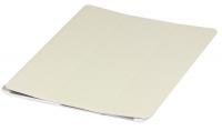 Чехол Continent IP-39WT Для iPad 2,3 (Натуральная кожа, белый, для IPad2 и IPad new)