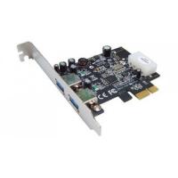Контроллер Orient A1061S (PCI-E v.2.0, SATA 3, 2 ext/2 in Port, Asmedia ASM1061, кабель SATA) Ret