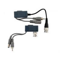Комплект Orient для передачи видео NT-621A приёмник+передатчик для передачи по витой паре (RJ-45) видео(BNC)+ аудио(RCA)+ питание, ret
