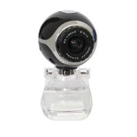 Камера интернет Defender C-090 Black 0.3 Мп, универ. крепление, чер