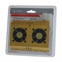 Вентилятор Вентилятор для HDD HD-A4 (2 вент.), крепление на винчестер, подшипник