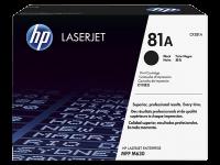 Kартридж Hewlett-Packard HP 81A Black LaserJet (CF281A)