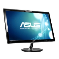 "Монитор Asus 21.5"" VK228H Black TN LED 2ms 16:9 DVI HDMI M/M Cam 80M:1 250cd"