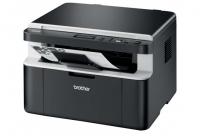 МФУ Brother DCP-1612WR лазерный принтер/сканер/копир, A4, 20 стр/мин, 2400x600 dpi, 32 Мб, подача: 150 лист., вывод: 50 лист., USB, Wi-Fi, ЖК-панель (старт.к-ж 1000 стр)