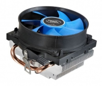 Вентилятор Deepcool BETA 200ST (B200 ST) Soc-FM2/FM1/AM3+/AM3/AM2+ 3pin 30dB Al+Cu 95W 307g скоба