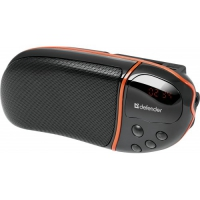 Колонки DEFENDER SPARK M1 6 Вт, FM, SD/USB, MP3, дисплей