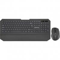 Клавиатура + Мышь Defender Berkeley C-925 , B (Черн) Кл:104+12 М:6кн,
