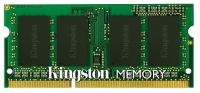 Модуль памяти DDR3 2Gb 1333MHz Kingston KVR13S9S6/2 RTL PC3-10600 CL9 SO-DIMM 204-pin 1.5В