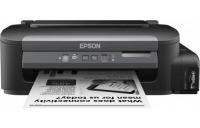 Принтер Epson M105, монохромный струйный A4, 34 стр/мин, 1440x720 dpi, подача: 100 лист., вывод: 30 лист., USB, Wi-Fi