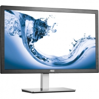 """Монитор AOC 21.5"""" AOC I2276VWM Silver-Black (IPS, LED, LCD, Wide, 1920x1080, 6 ms, 178°/178°, 250 cd/m, 50M:1, +HDMI)"""