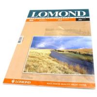 Бумага Lomond 0102052 A4/200г/м2/25л. матовая для струйной печати до 2880dpi