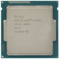 Процессор Intel® Core™  i5-4670   OEM Socket 1150