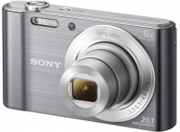 "PhotoCamera Sony Cyber-shot DSC-W810 silver 20.4Mpix Zoom5x 2.7"" 720p SDHC MS Pro Duo Super HAD CCD IS el NP-BN1"