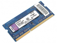 Модуль памяти DDR3 4Gb 1333MHz Kingston KVR13S9S8/4 RTL PC3-10600 CL9 SO-DIMM 204-pin 1.5В