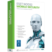 ПО Eset NOD32 Mobile Security 3ПК/1 год (NOD32-ENM2-NS(BOX)-1-1 )