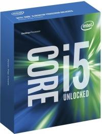Процессор Intel Core i5 6600K Soc-1151 (3.5GHz/Intel HD Graphics 530) Box w/o cooler