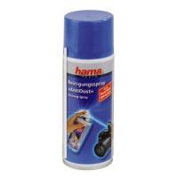 Баллон со сжатым газом Hama  H-49877 для очистки труднодоступных мест Office-Clean,