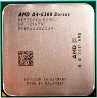 Процессор AMD A4 5300 FM2 (AD5300OKA23HJ) (3.4/1Mb/Radeon HD 7480) OEM
