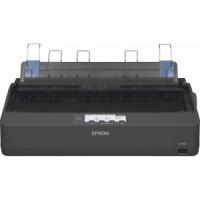 Принтер Epson LX-1350 (C11CD24301), матричный A4, 9-игольный (136 колонок), ресурс картриджа 4 млн. символов, скорость до 357 cps (12 cpi) в режиме HSD