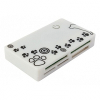 Устройство считывания PC PET CR-215DWH, белый