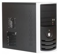 Корпус 3Cott 5001 mATX, 450Вт, USB, Audio, черный.