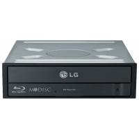 Привод Blu-Ray LG BH16NS40 черный SATA int oem