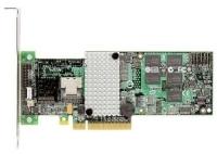 Контроллер LSI 9260-4I SGL RAID 0/1/10/5/6/50/60, 4i ports, 512Mb (LSI00197)