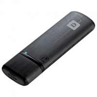 Беспроводной адаптер D-Link DWA-182/RU/C1A, Wireless AC1200 Dual Band USB Adapter