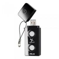 Звуковая карта Asus USB Xonar U3 (C-Media CM6400 Nitrogen D2) 2.1 (5.1 digital S/PDIF out Dolby Digital Live) RTL
